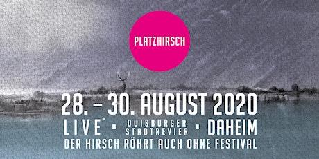 Platzhirsch Duisburg Tickets