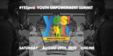 #YESpvd! Youth Empowerment Summit 2020 Virtual Edition tickets