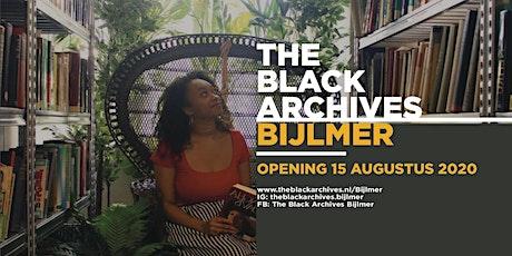 Opening The Black Archives Bijlmer, Bimre, Bims! tickets