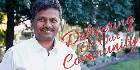 Coffee with Palani Thevar Labor Candidate for Maiwar tickets