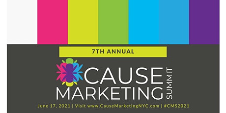 2021 Cause Marketing Summit - NYC tickets