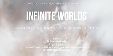 Soul Soup - Infinite Worlds tickets