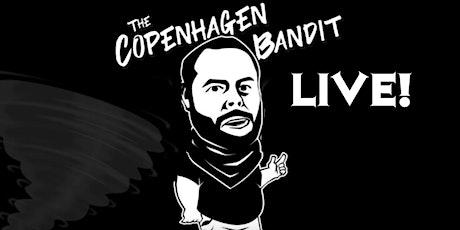 The Copenhagen Bandit Live tickets
