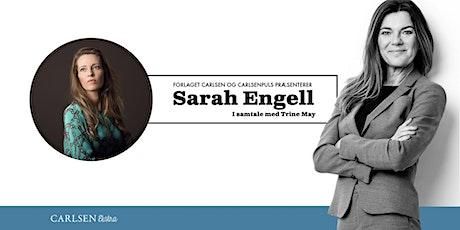Litteratursalon: Sarah Engell (i samtale med Trine May) tickets