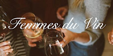 Femmes du Vin Harvest Series tickets