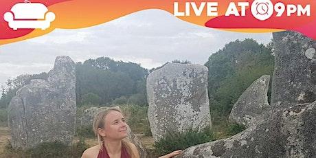 @SofaShareWales Online Wellness Workshop (Facebook Livestream) tickets