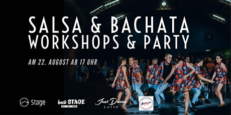 Salsa & Bachata - Workshops & Exklusive Party Tickets