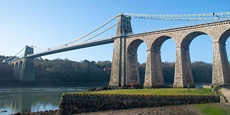The Menai Two Bridges Walk tickets