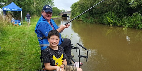 Free Let's Fish!  - Middlewich - Learn to Fish Sessions tickets