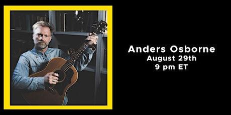 Tipitinas.TV Season 1: Anders Osborne tickets