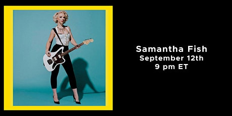 Tipitinas.TV Season 1: Samantha Fish tickets