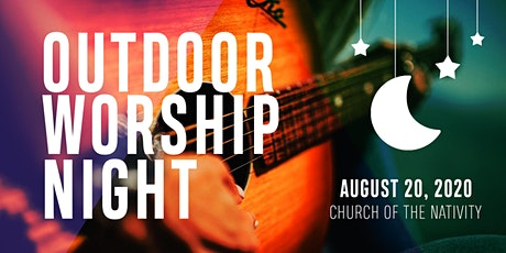 Grace Fellowship Church Outdoor Worship Night tickets