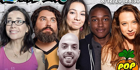 Outdoor Social Distance Comedy Show! Janeane Garofalo, Sean Patton and more tickets