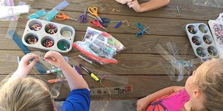 Kids Create tickets