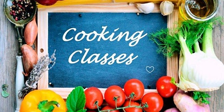 HEALTHY COOKING CLASSES with SHERELL WHITE, THE HEALTHY LIVING CHEF tickets
