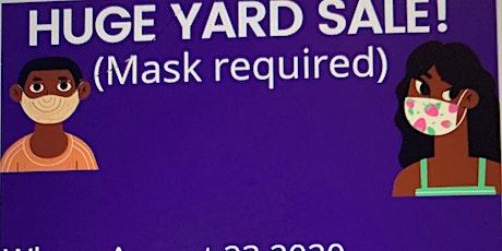Yard Sale tickets