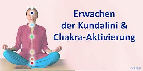 Erwachen der Kundalini & Chakra-Aktivierung Tickets