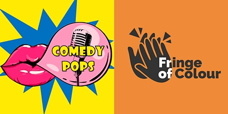 Comedy Pops & Fringe of Colour present a Golden Hour of Comedy tickets