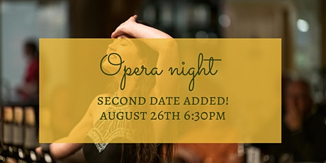 Opera Night in The Grand River Valley tickets