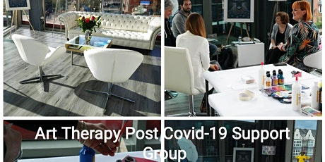 Art Therapy Post Covid-19 Support Group tickets