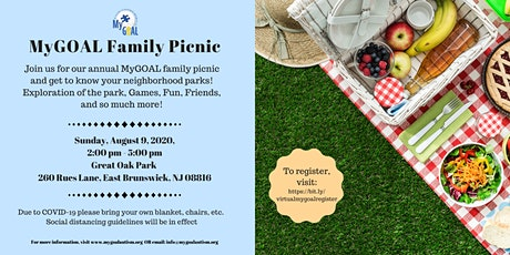 MyGOAL Family Picnic tickets
