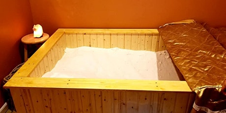 Private Heated Himalayan Salt Bed Session tickets