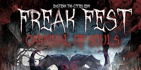 Freak Fest: Carnival of Souls tickets