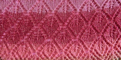 Curso de Tejer - Lace Carriage Machine Knitting 'Live' Online Class tickets