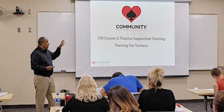 CRI Course 2 Trauma-Supportive Training for Trainers - 4 part Course tickets