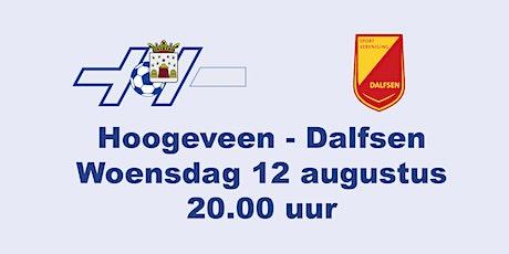 Hoogeveen - SV Dalfsen tickets
