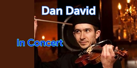 Dan David Concert tickets