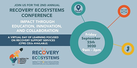 2020 Recovery Ecosystem Conference tickets