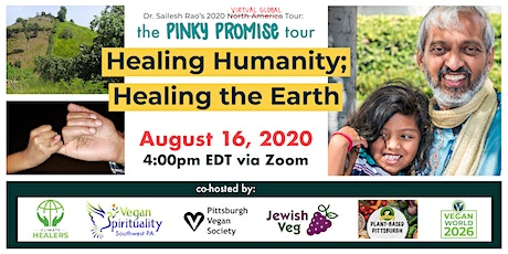 Healing Humanity; Healing The Earth tickets