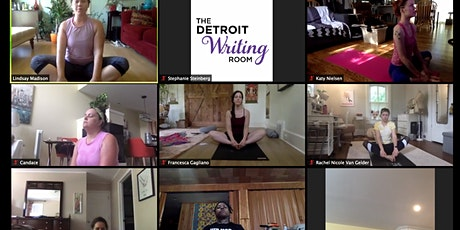 Virtual Yoga for Writers: Ask, Believe, Receive tickets
