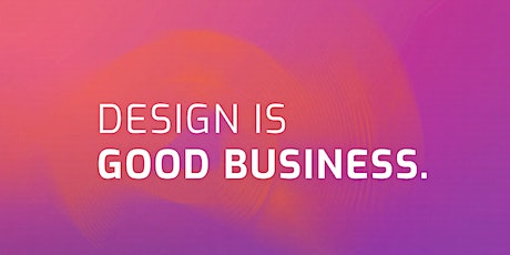 Design Is Good Business tickets