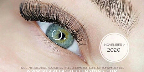 Eyelash Extension Training by Pearl Lash Boca Raton - SOLD OUT tickets