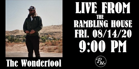 The Wonderfool Live from the Rambling House tickets