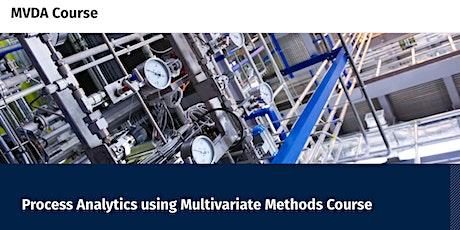 CPSE Short Course - Process Analytics using Multivariate Methods tickets