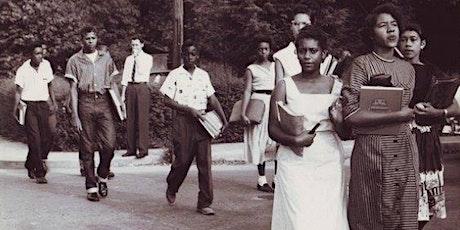 The Clinton 12 Desegregation Crisis tickets