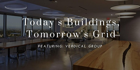 Cleantech Live #4: Today's Buildings, Tomorrow's Grid tickets