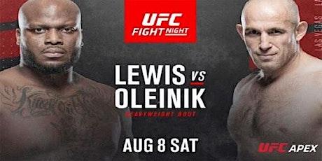 UFC@!!..@UFC Fight Night: Lewis v Oleinik LIVE ON tickets
