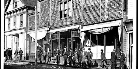 Village of Cumberland Historic Walking Tour tickets