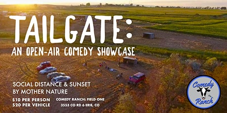 Tailgate: An Open-Air Comedy Showcase tickets
