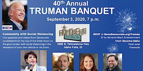 2020 Truman Banquet tickets