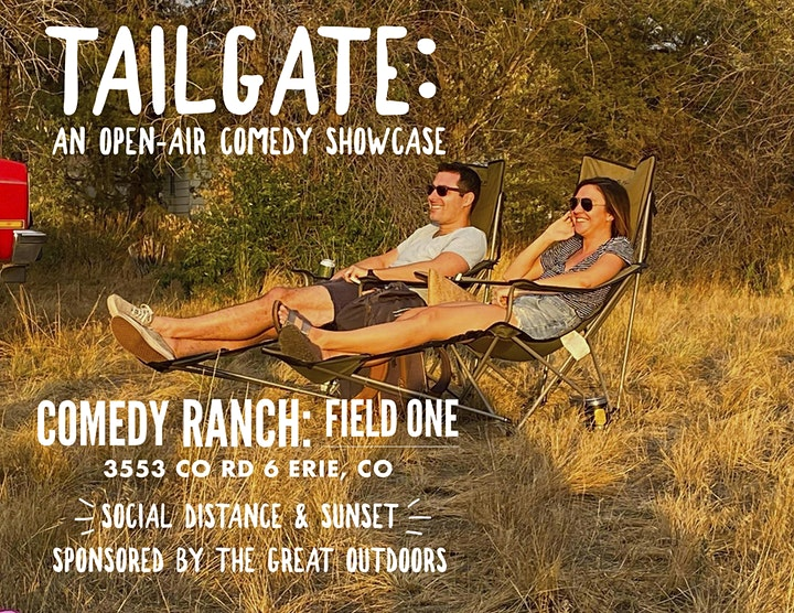 TAILGATE: Outdoor Stand-Up Comedy Showcase image
