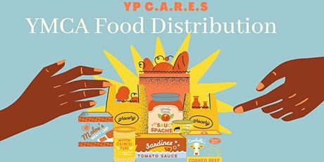 YP C.A.R.E.S.: YMCA Food Distribution tickets