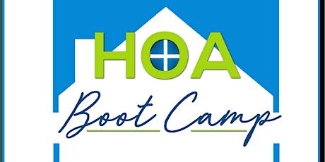 2020 Georgia Virtual HOA Boot Camp tickets