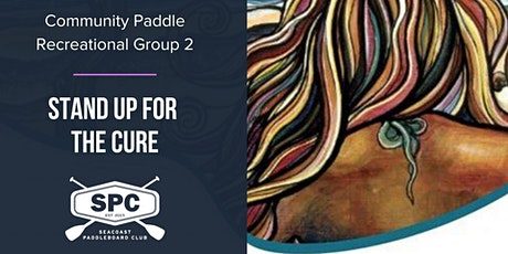 SUFTC  Community Paddle: Recreational Group 2 tickets