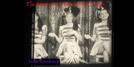 Vaudeville Secret Speakeasy Sun Aug 30th 7pm tickets