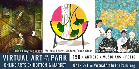 Virtual Art in the Park tickets